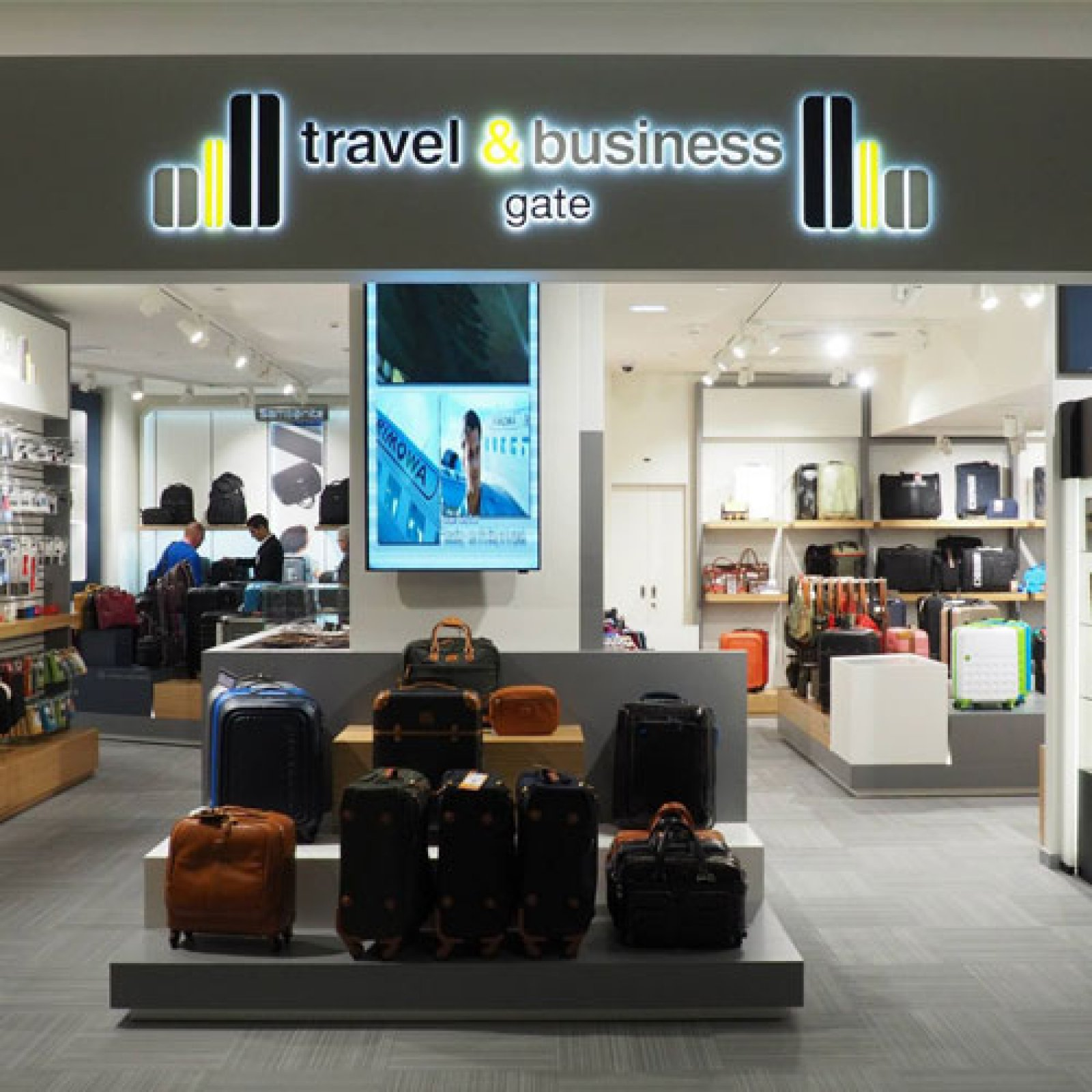 TRAVEL & BUSINESS GATE