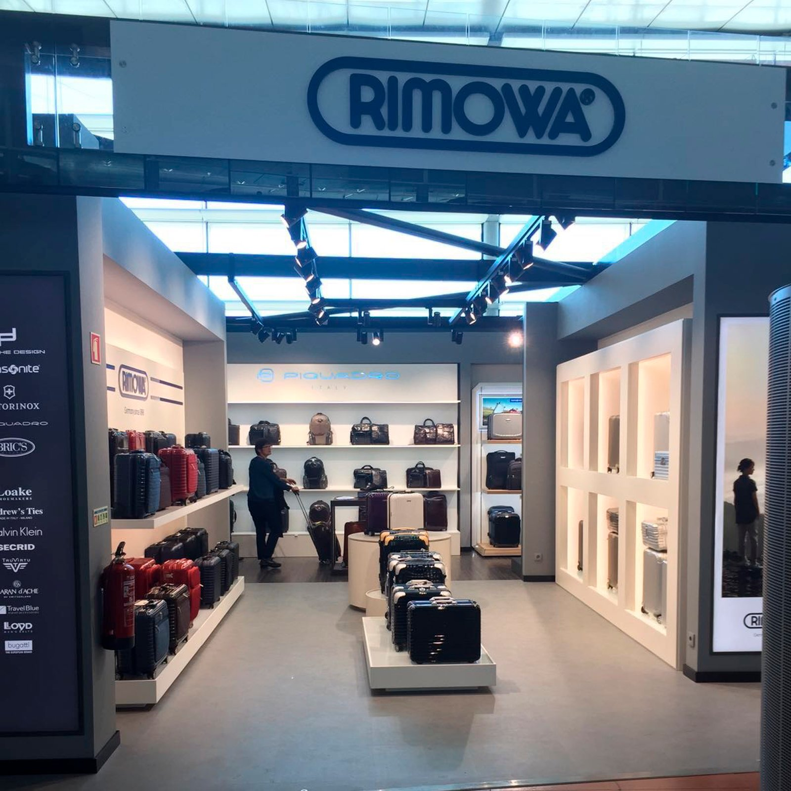 RIMOWA (AEROPORTO DO PORTO)